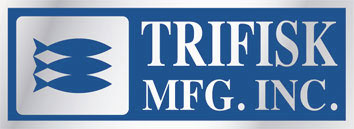 Trifisk Manufaturing Logo