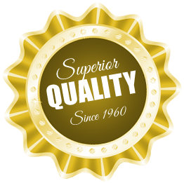 Superior Quality Since 1960